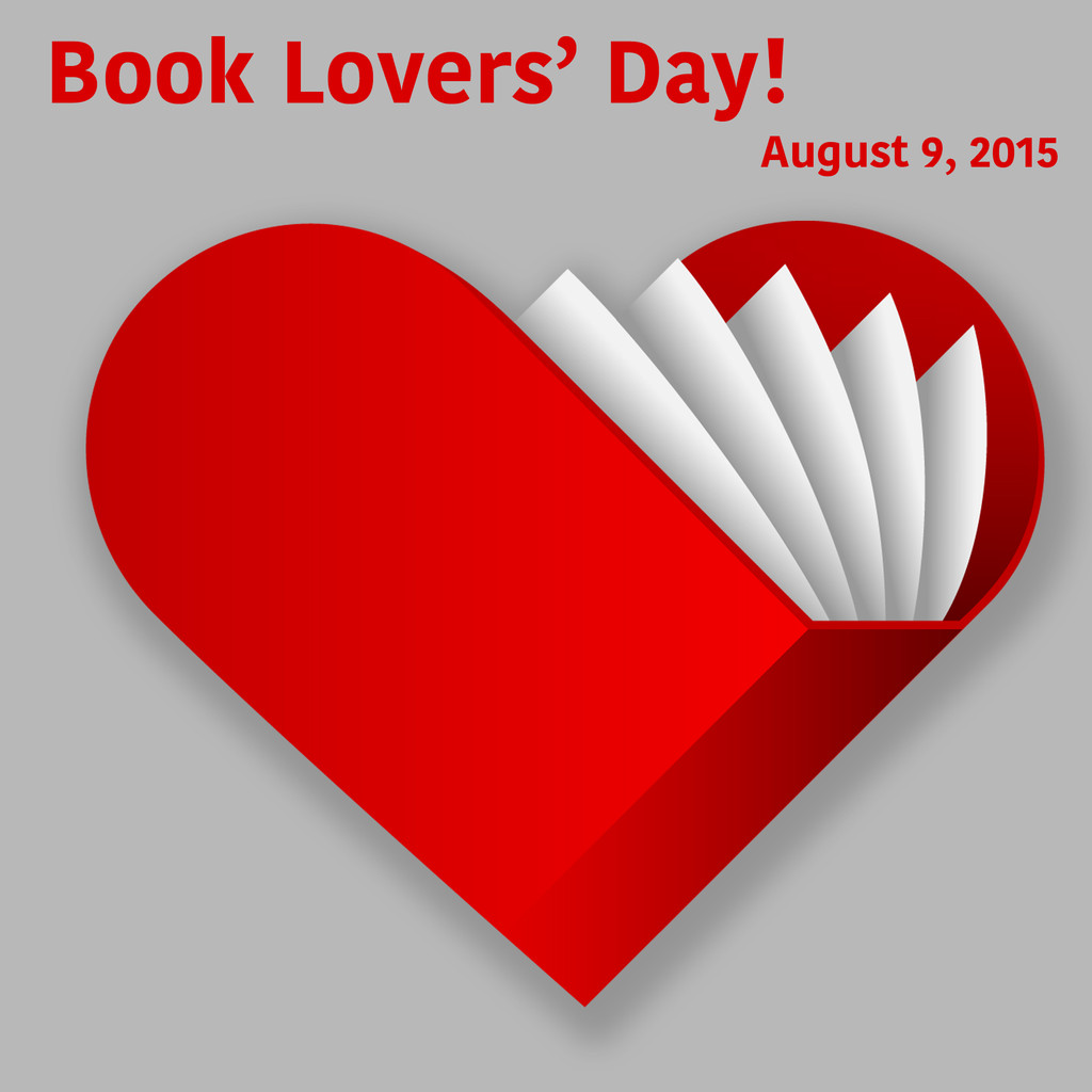 Happy Book Lover's Day!