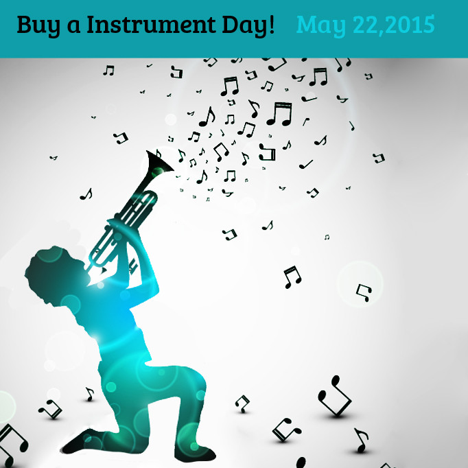 Buy an Instrument Day!