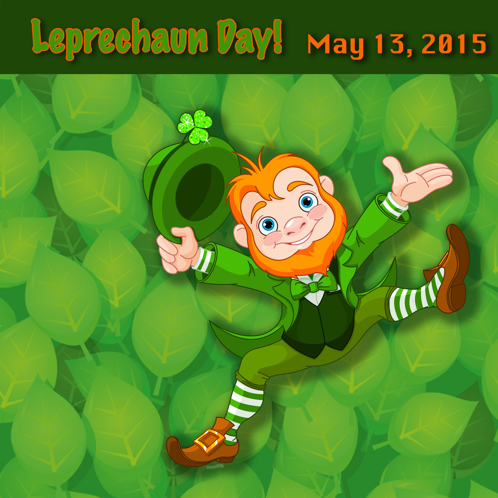 It's Leprechaun Day!