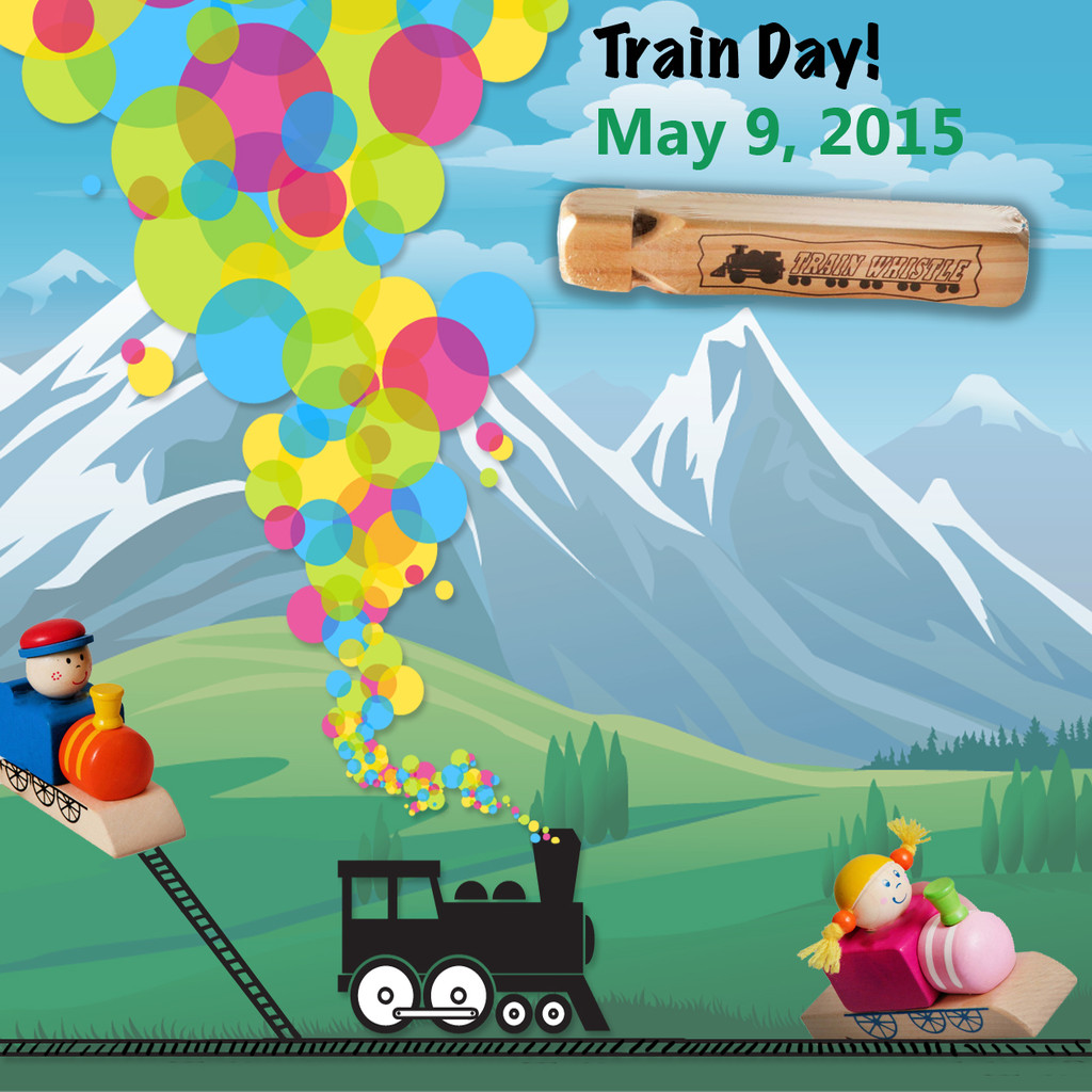 It's Train Day!