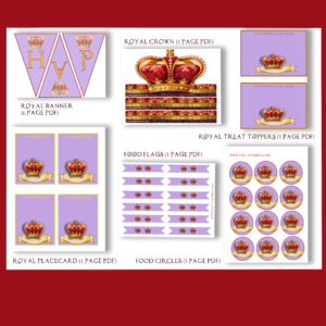 Royal Printables